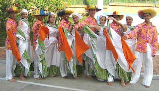 Bailes tipicos de colombia