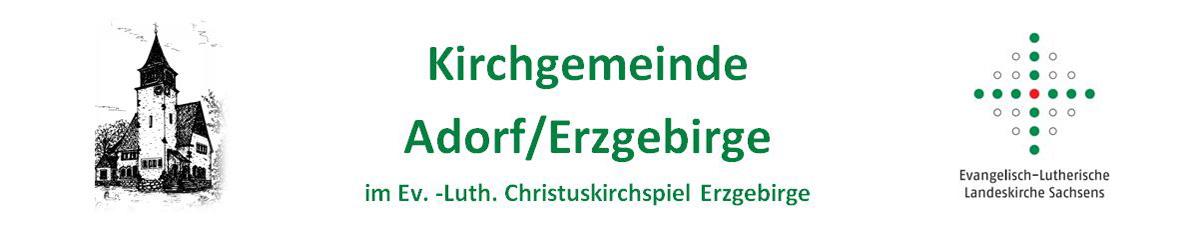 Kirche Adorf/Erzgebirge