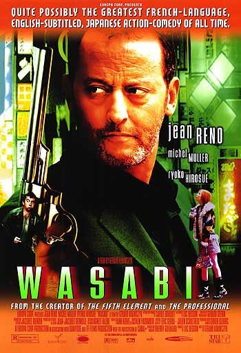 Vagebond's Movie ScreenShots: Wasabi (2001)