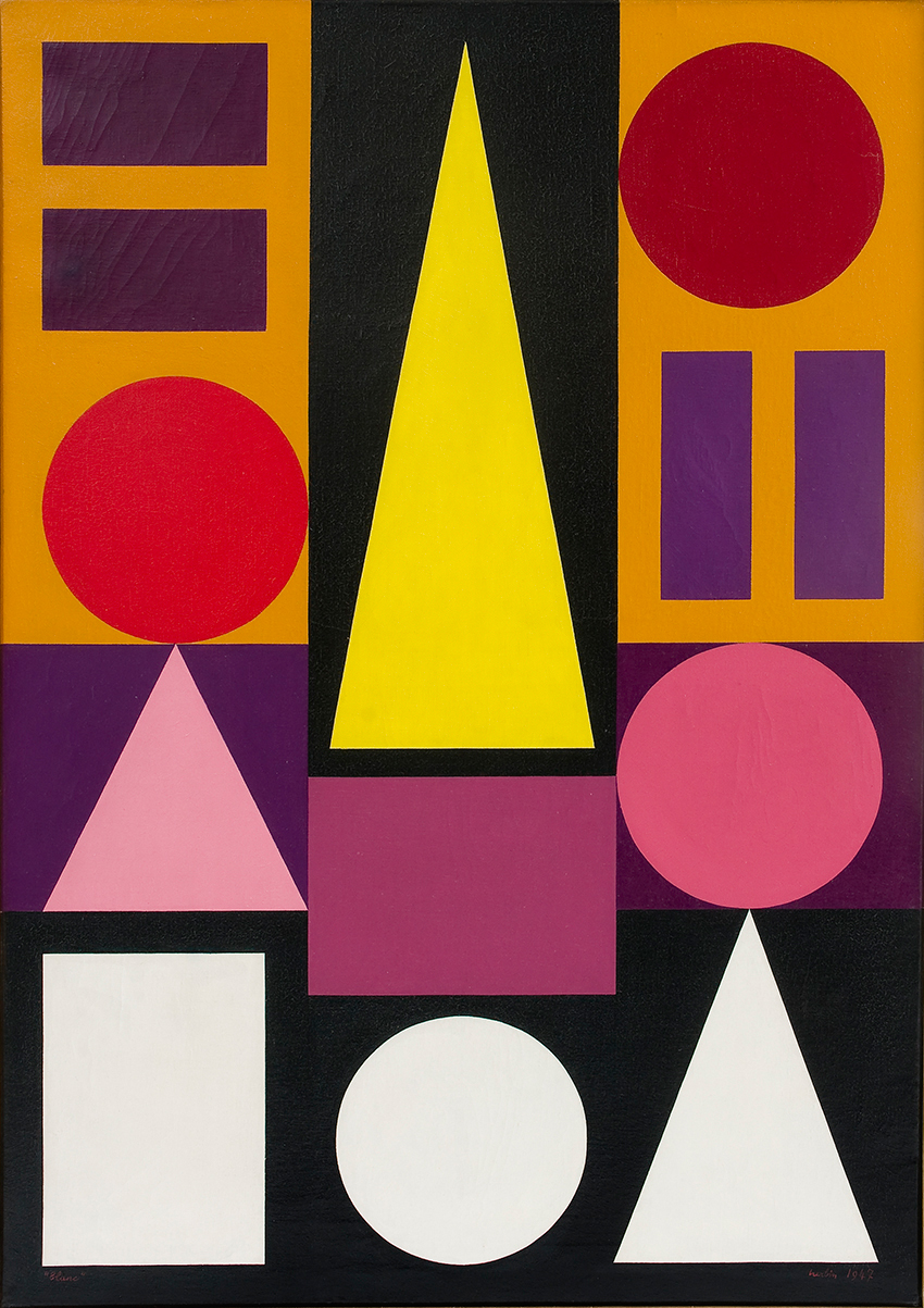 Mid centuria art design and decor from the mid century for Auguste herbin