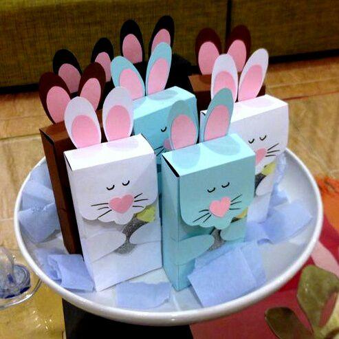 Handmade Sentiments Baby ShowerAqiqa – Baby Announcement Boxes