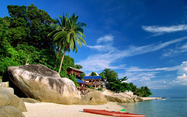 The Perhentian Islands Malaysia,