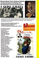 """""""Homenaje al payador Gabino Ezeiza"""" - Museo de Humor Grafico Diogenes Taborda - Argentina (2016)"""