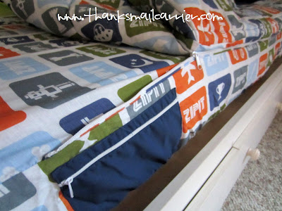 Zipit Bedding review