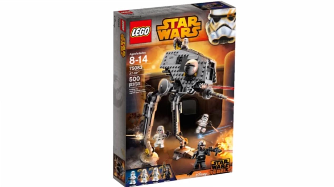 Lego star wars amp star wars rebels building sets for 2015 revealed