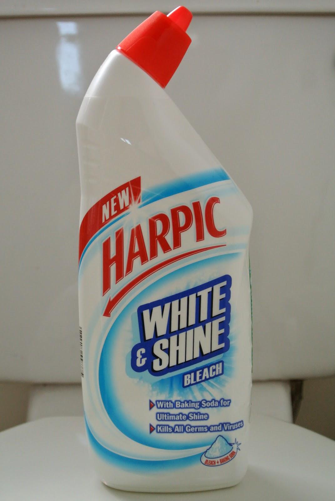 Harpic White & Shine