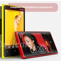 Nokia Lumia 820 & 920 Windows Phone Terkuak ke Publik