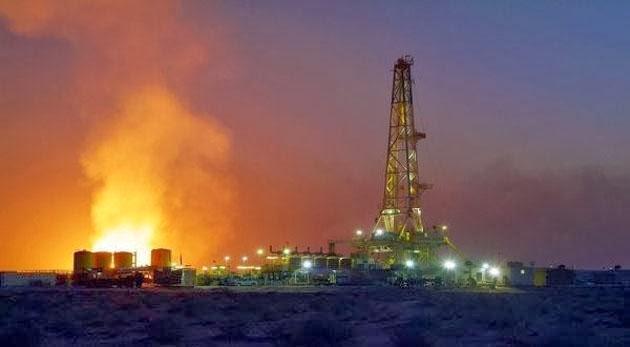 Total Bantah Semburan Gas di Blok Mahakam Akibat Kelalaian