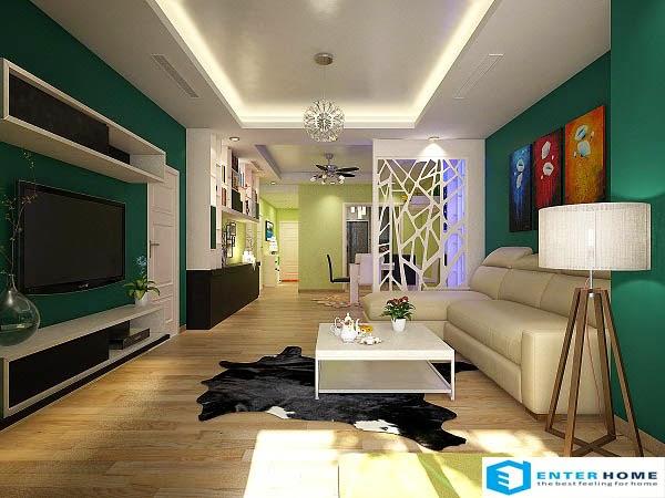 Thiết kế thi công nọi thất nhà anh Thắng P2405 - R5 - Royall City ảnh 4