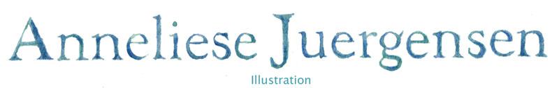 Anneliese Juergensen, Illustrator!