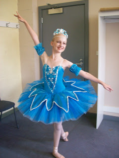 Learn to be a ballerina dance maker