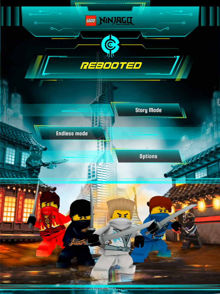 LEGO Ninjago REBOOTED App iTunes App By The LEGO Group - FreeApps.ws
