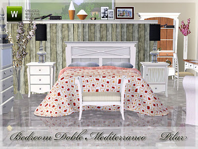 13-07-12 Dormitorio doble Mediterráneo