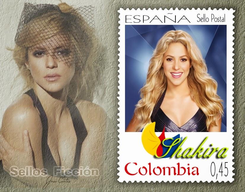 Cantantes Colombianos Famosos Cantantes Colombianos Shakira