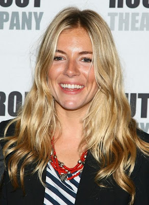 Sienna Miller Layered Beaded Necklace
