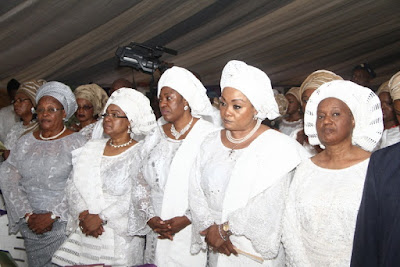 Ife Monarch Burial: Wives and Children Stopped from Seeing the Remains of their Father