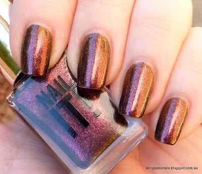 Nail It Volcanic Sparks