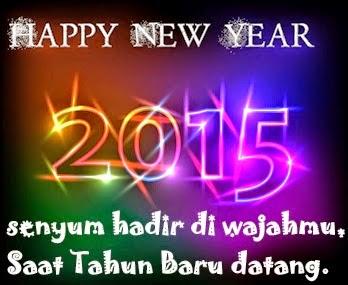 gambar bergerak ucapan selamat tahun baru 2015