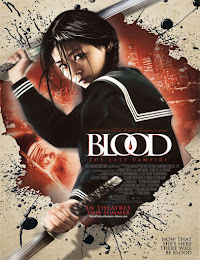 The Last Vampire (Blood: El último vampiro) (2009) [Latino]
