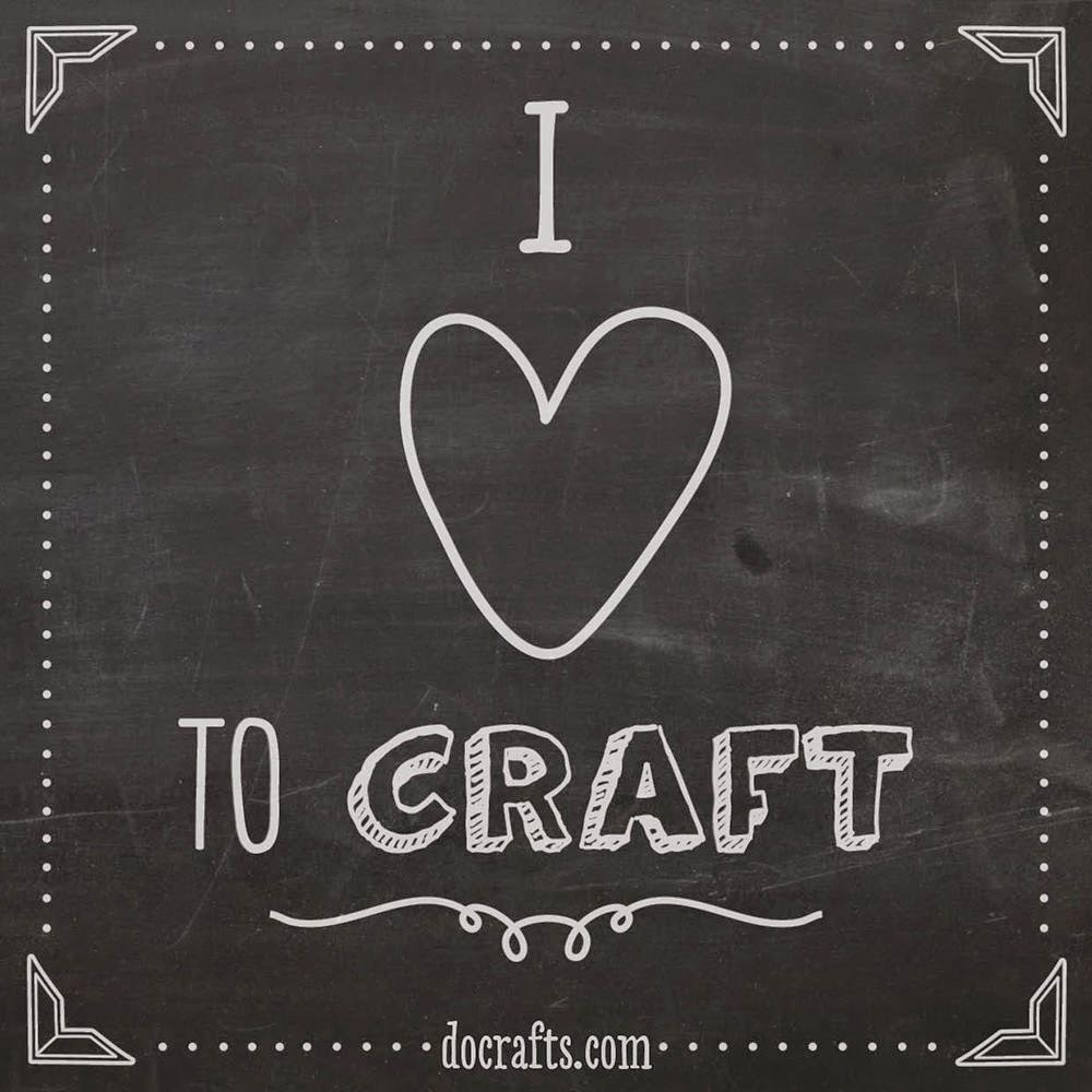 I love Craft