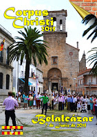 Belalcázar  - Corpus Christi 2015