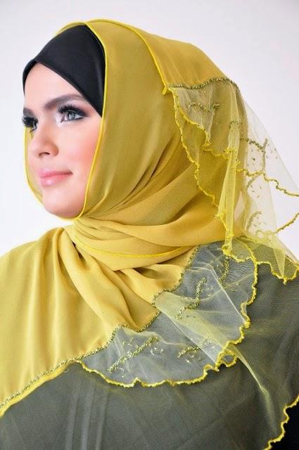 Foto Hijab Modern Terbaru