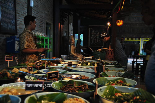 Menu Masakan Mbah Jingkrak