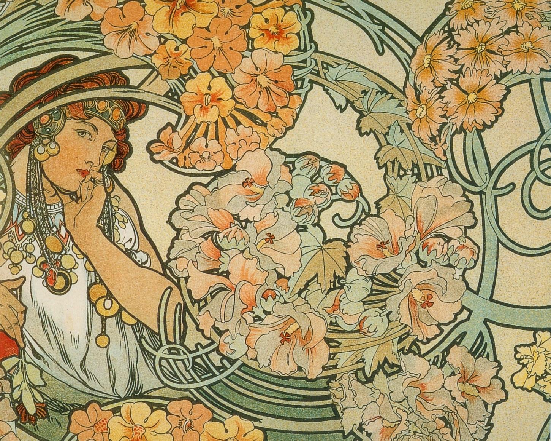 Art Nouveau / Image Links - TV Tropes