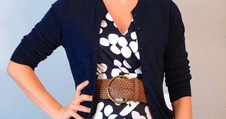 outfit post: polka-dot dress, jean jacket, wedges