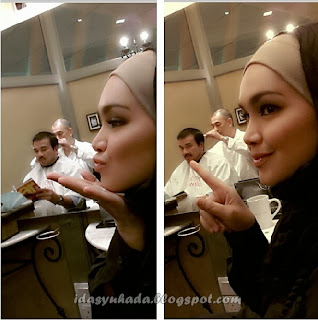 Gambar Mimik Muka Datuk Siti Nurhaliza Yang Melucukan