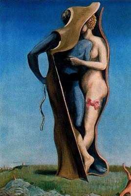 Max Ernst Vive l'amour