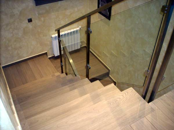 Espacios Con Estilo Materiales Inn Para Escaleras
