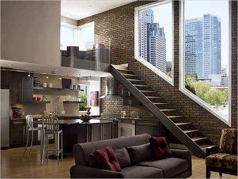 Interior Home Design, Interior apartment upstairs designs, apartment interior designs