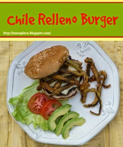 Chile Relleno Burgers | Ms. enPlace