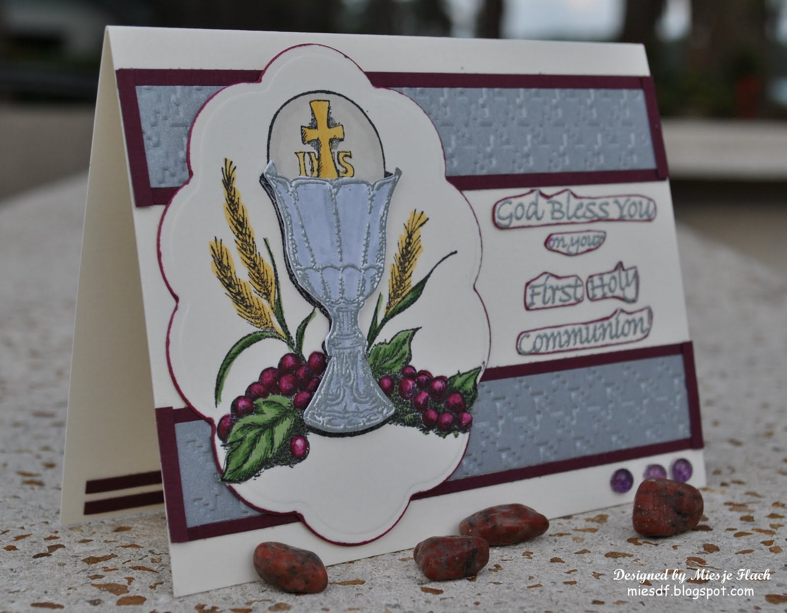 Craft room with a view 1st communion for First communion craft ideas