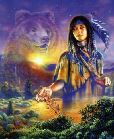 CHEROKEE FIRST WOMAN