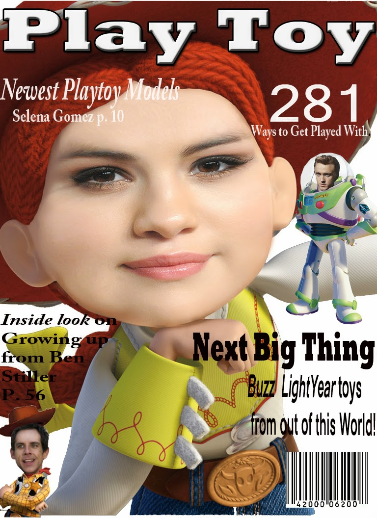 Playtoy Magazine