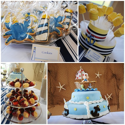 malu boutiques nautical baby shower