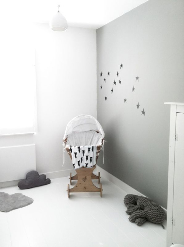 Life as a moodboard Scandinavian baby nursery
