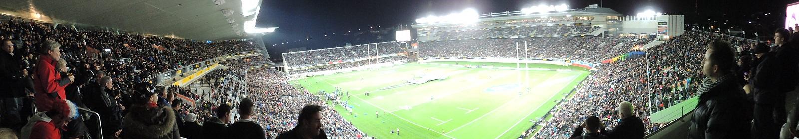Neuseeland, Reise, Zusammenfassungen: RugbyTitanen und Taupos heisse ...