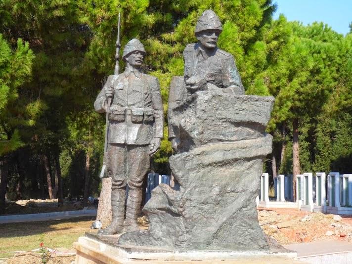 15 Aralık 2014 Çanakkale Şehitlik Turu