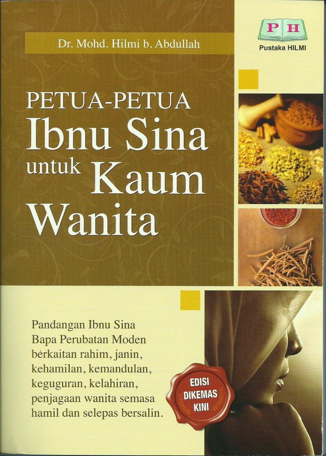 Petua-Petua Ibnu Sina Untuk Kaum Wanita (edisi kemas kini)