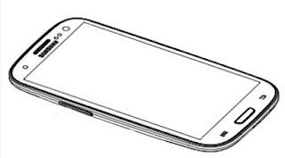 Samsung Galaxy S3 render