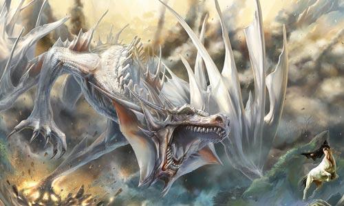 naga putih