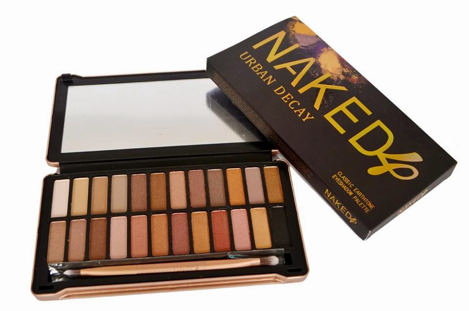 Eyeshadow Naked Murah