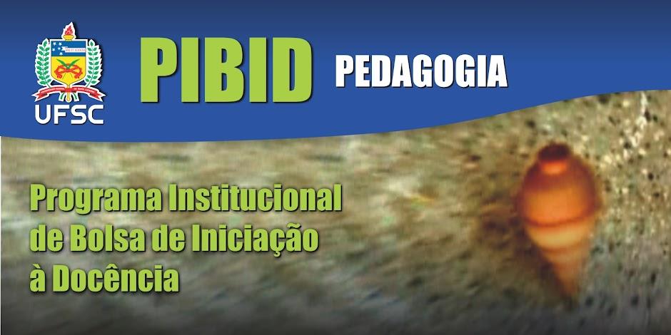 PIBID UFSC PEDAGOGIA