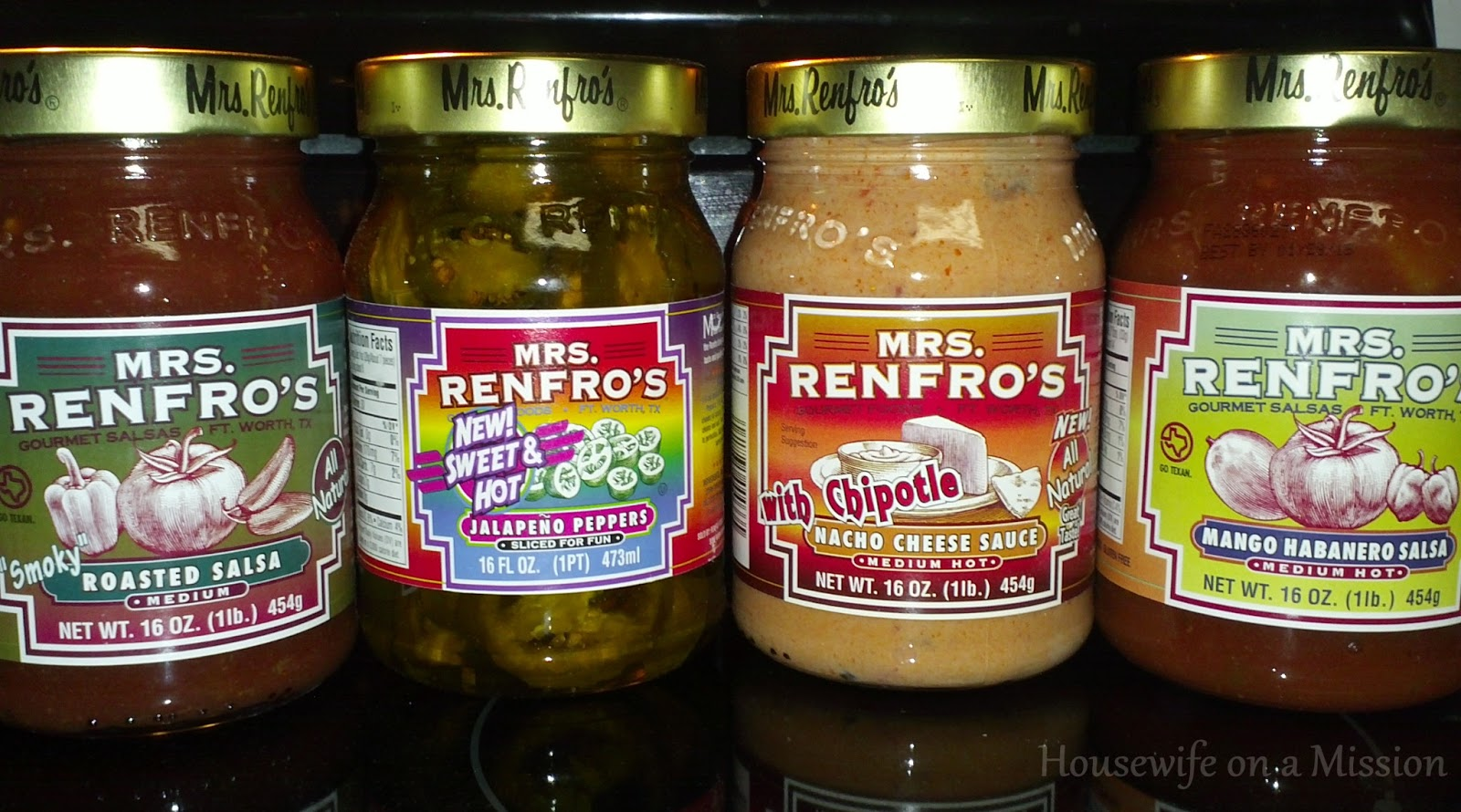 Mrs Renfro's Salsas - Thrifty Nifty Mommy