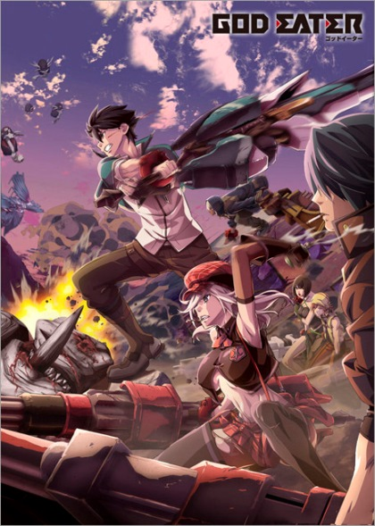 God Eater Capitulo 6
