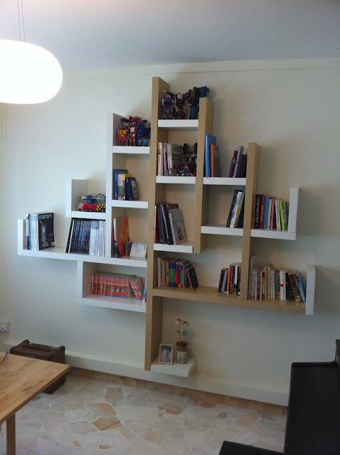 Lack bookshelf