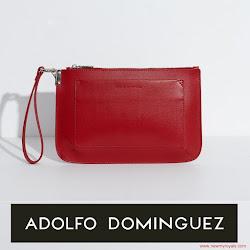 Queen Letizia Style - ADOLFO DOMINGUEZ Clutch Bag  and PRADA Pumps